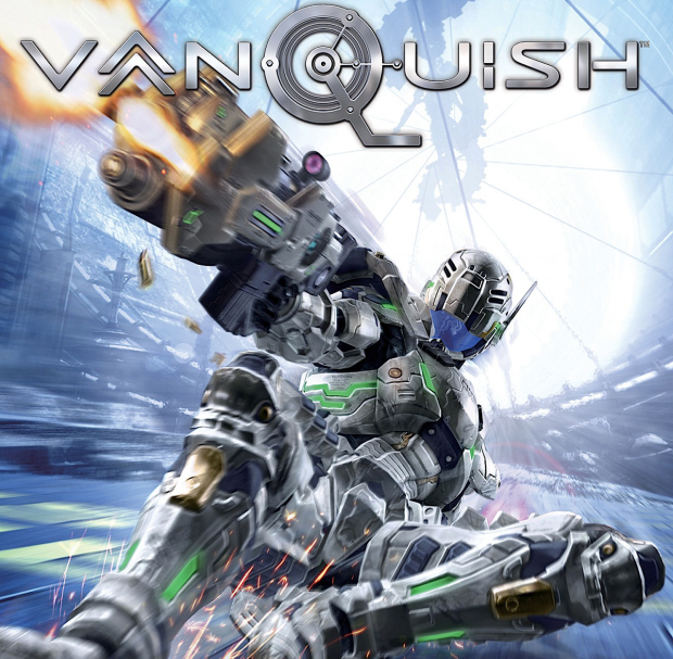 Vanquish walkthrough box artwork