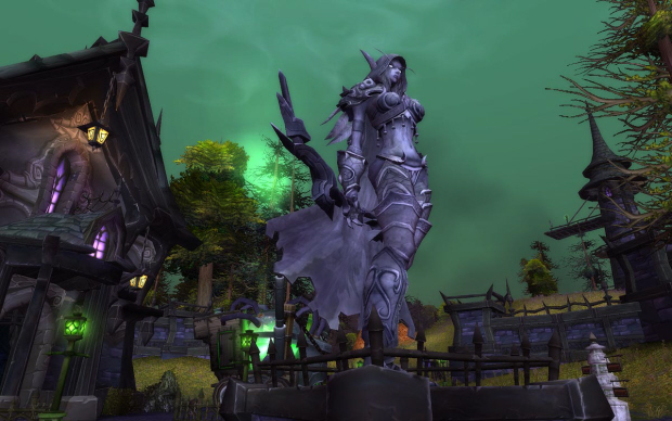 World of Warcraft: Cataclysm screenshot. Will be downloadable at launch