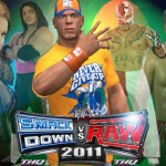 WWE Smackdown vs Raw 2011 wallpaper of roster