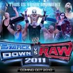 Smackdown vs Raw 2011 wallpaper of roster 2