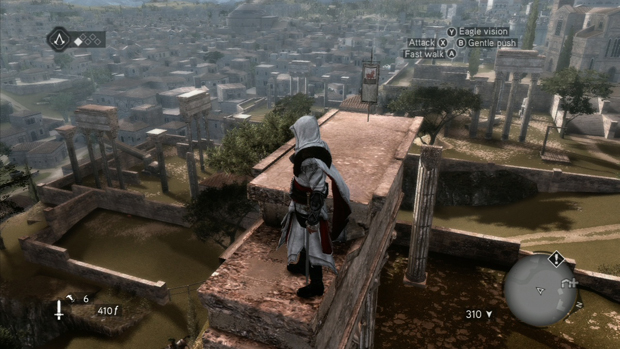 Assassin S Creed Brotherhood Borgia Flags Locations Guide Xbox