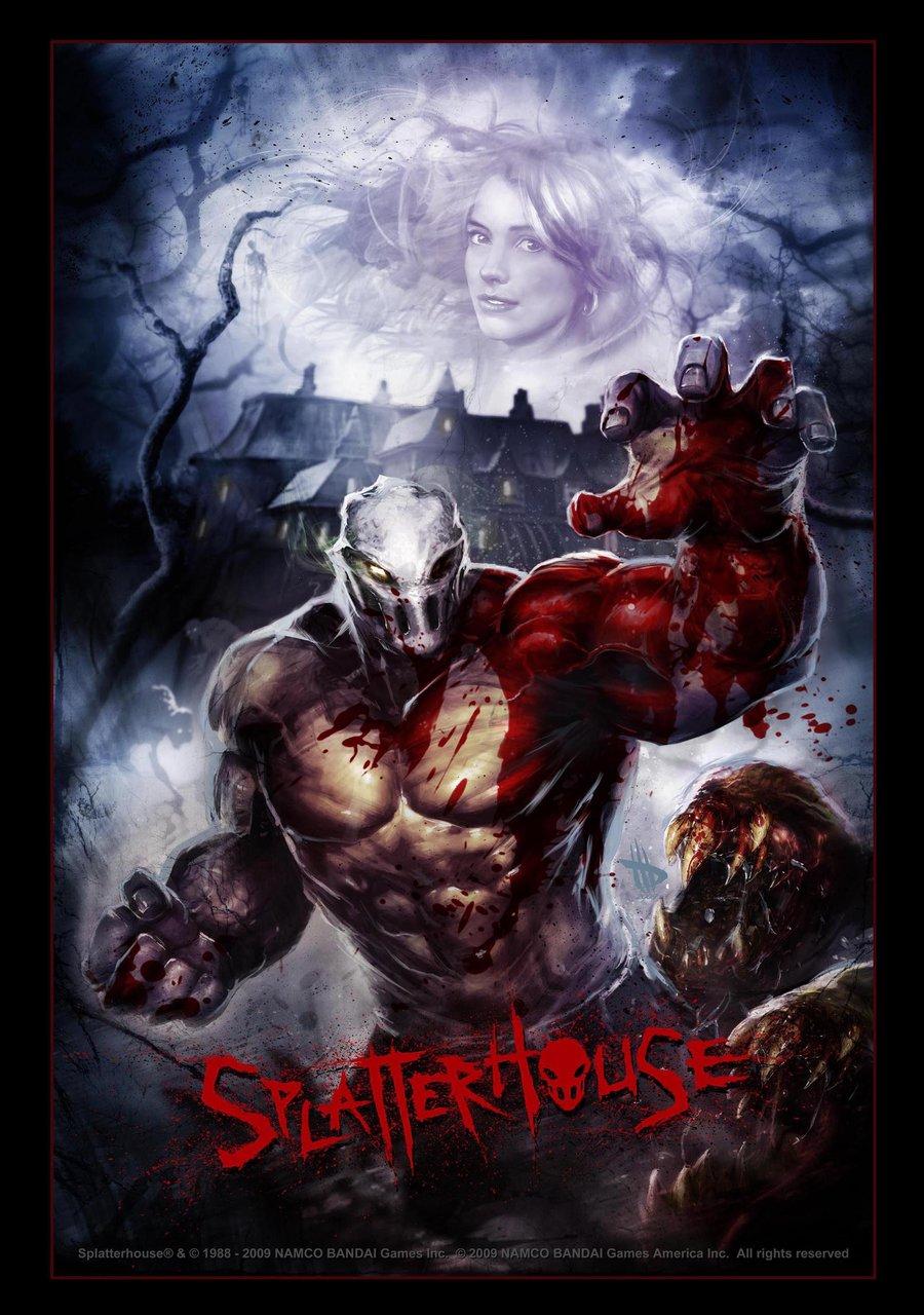 Splatterhouse 2010 Wallpaper