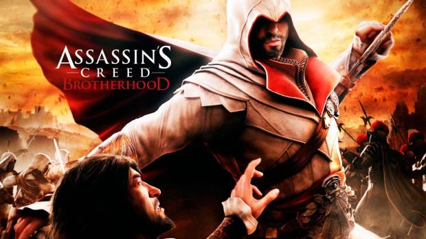 Assassin's Creed: Brotherhood walkthrough artwork