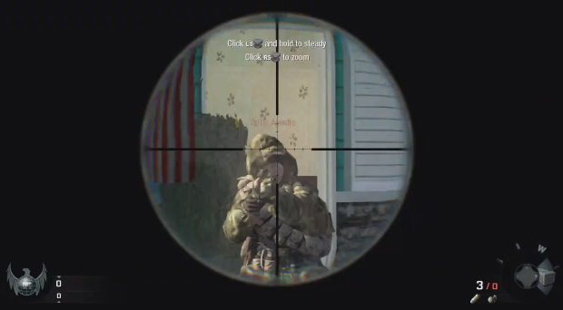 Call of Duty: Black Ops Quick Sniping guide screenshot