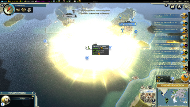 Civilization V Steam Achievements guide screenshot
