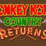 Donkey Kong Country Returns wallpaper logo