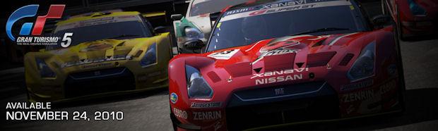Gran Turismo 5 dated
