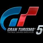 Gran Turismo 5 wallpaper logo