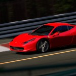 Gran Turismo 5 wallpaper Red Car