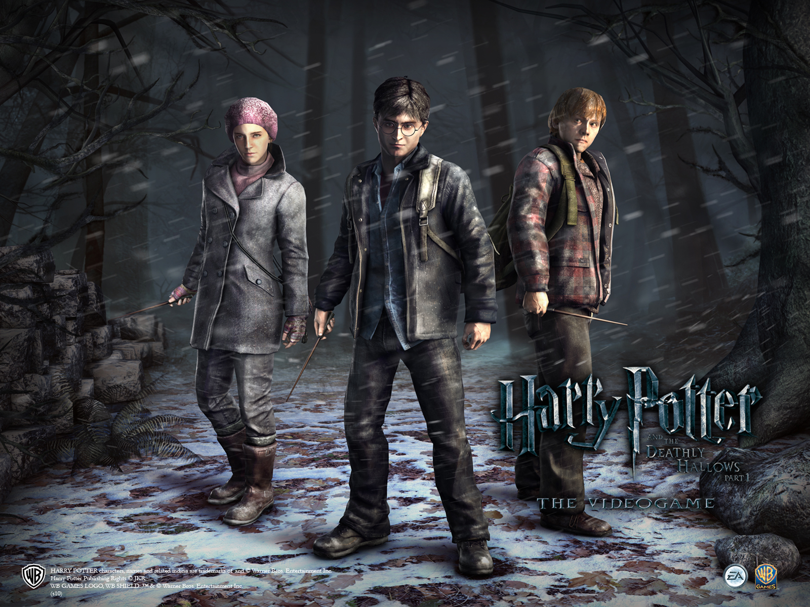 Cool Wallpaper Harry Potter Snow - harry-potter-and-the-deathly-hallows-part-1-videogame-big  Pic_1007024.jpg