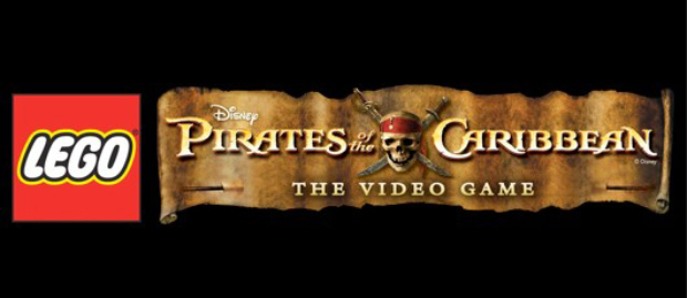 Lego Pirates of the Caribbean: The Video Game logo