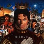 Michael Jackson album cover wallpaper