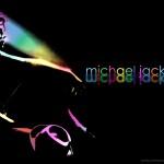 Michael Jackson Rainbow wallpaper by FatMenSweat