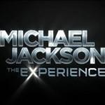 Michael Jackson: The Experience logo wallpaper