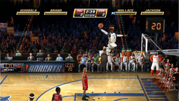 NBA Jam 2010 screenshot