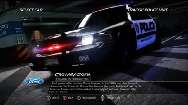 Need for Speed: Hot Pursuit 2010 walkthrough screenshot