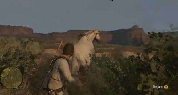 Red Dead Redemption Undead Nightmare Unicorn Location Guide Xbox