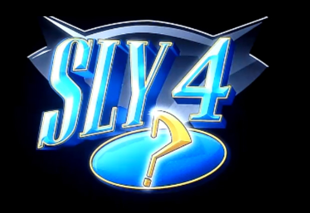Sly Cooper 4 logo in Sly Collection (PS3) screenshot