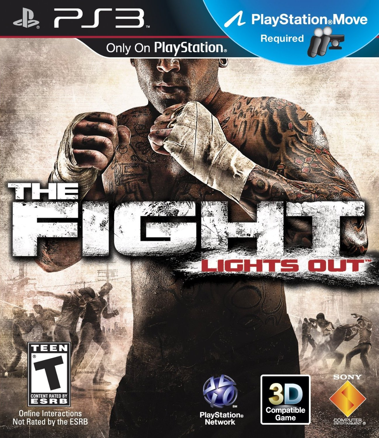 the fight lights out walkthrough video guide ps3 move rh videogamesblogger com  God of War Walkthrough