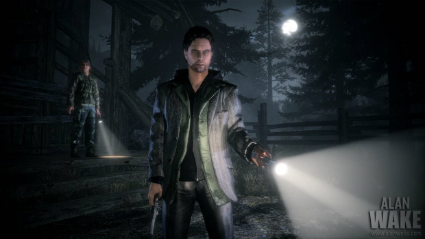 Alan Wake The Dark screenshot
