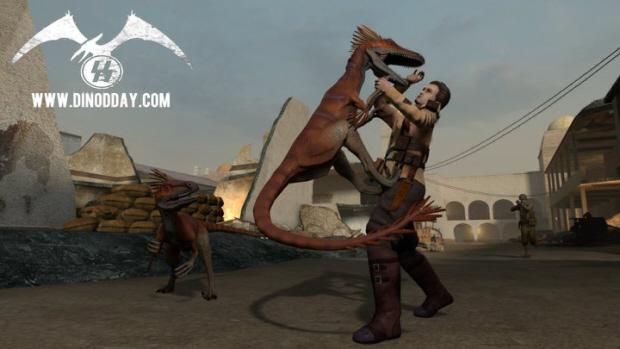 Dino D-Day screenshot (Steam)