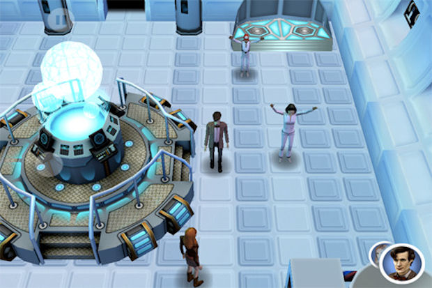 Doctor Who: Mazes of Time walkthrough screenshot