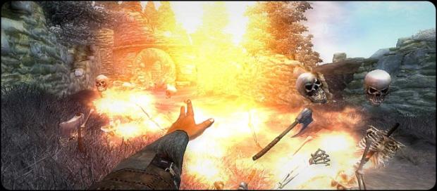 Elder Scrolls V: Skyrim screenshot