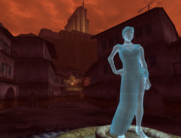 Fallout: New Vegas Dead Money DLC screenshot
