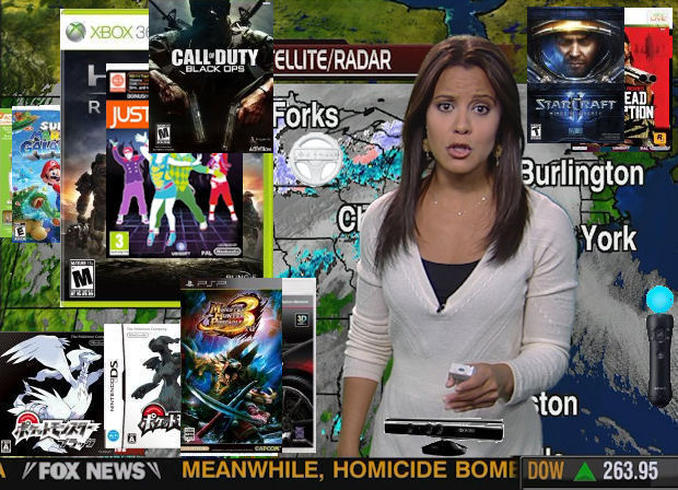 Games Weather Report Week 51