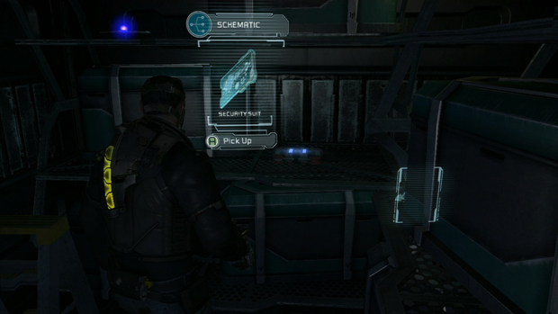 Dead Space 2 Schematics Locations guide for the Xbox 360 and PlayStation 3 Game