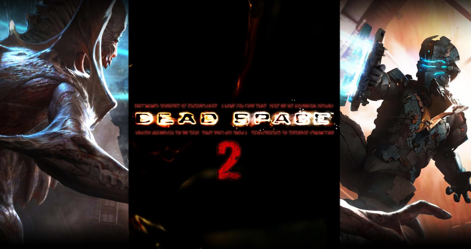 Dead Space 2 Wallpaper Runes By Djdiversant
