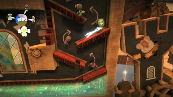 LittleBigPlanet 2 How to Build A Level screenshot