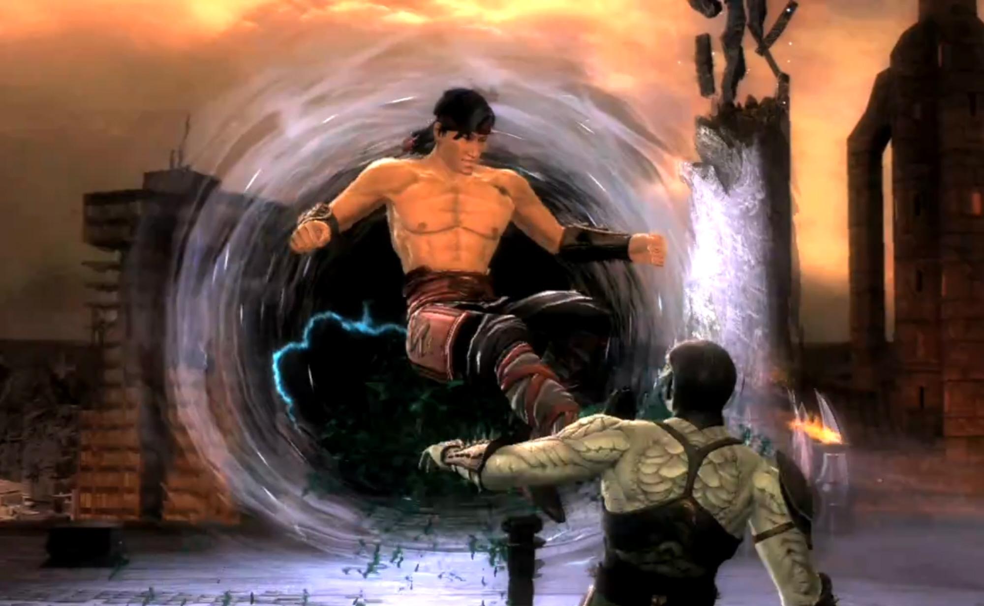 Kitana Mortal Kombat 9