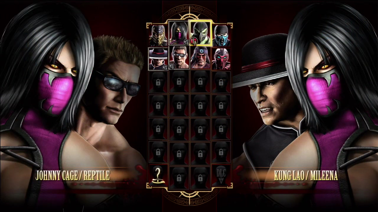 Pictures characters names kombat and mortal