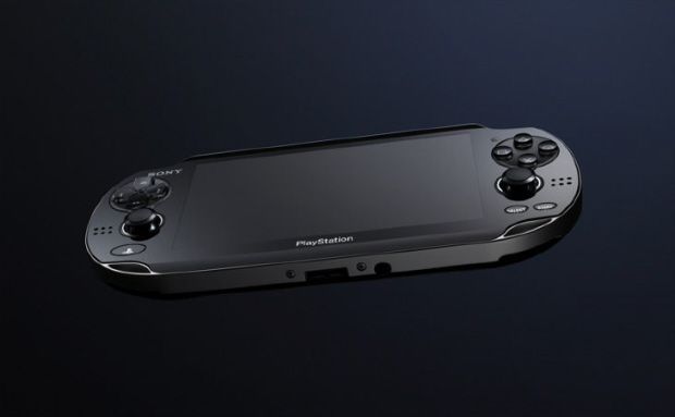 PSP2 official NGP New Generation Portable picture