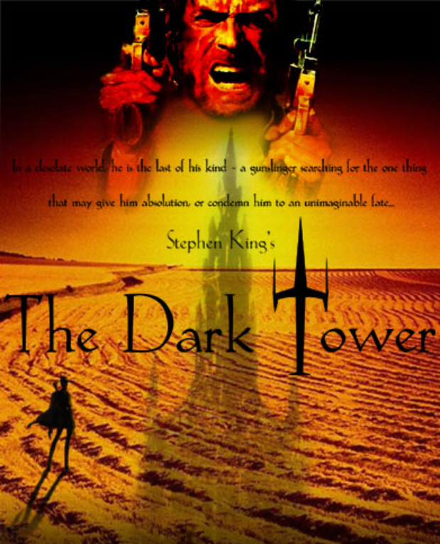 The Dark Tower artwork videogame coming