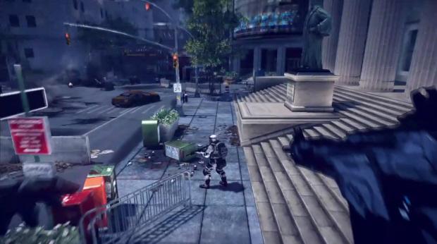 Crysis 2 strength screenshot