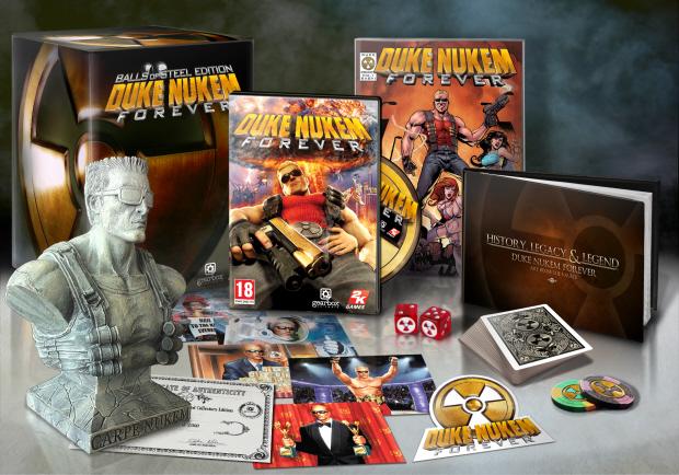Duke Nukem: Balls of Steel special collector's edition screenshot