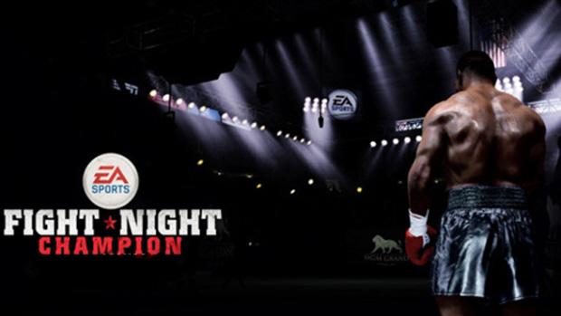 Fight Night Champion Mike Tyson wallpaper