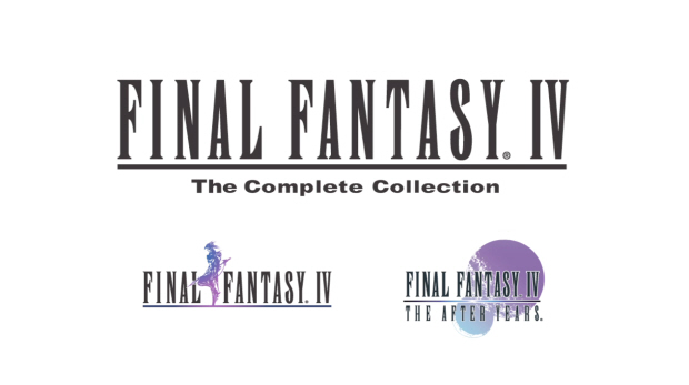 Final Fantasy IV: The Complete Collection PSP logo