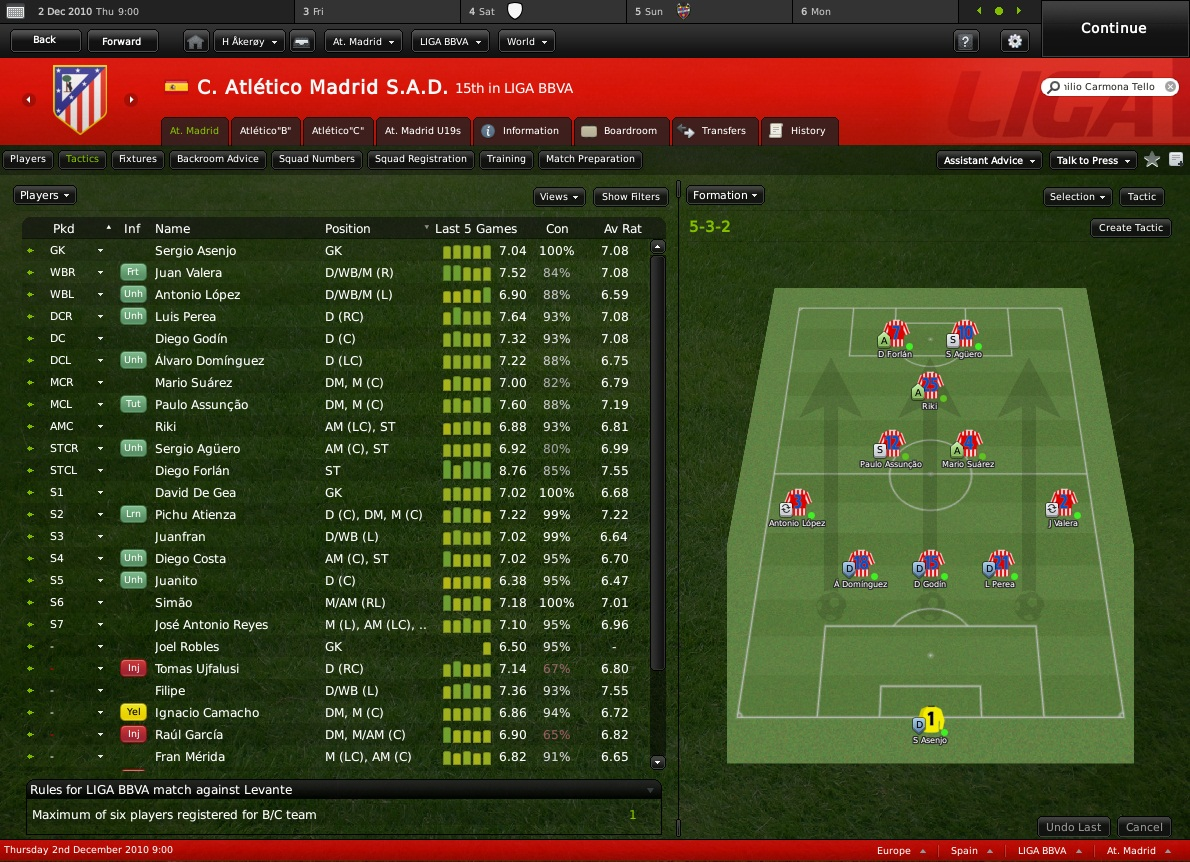 Football Manager on Steam