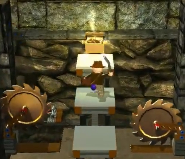 Lego Indiana Jones 2 Treasure Mode Guide