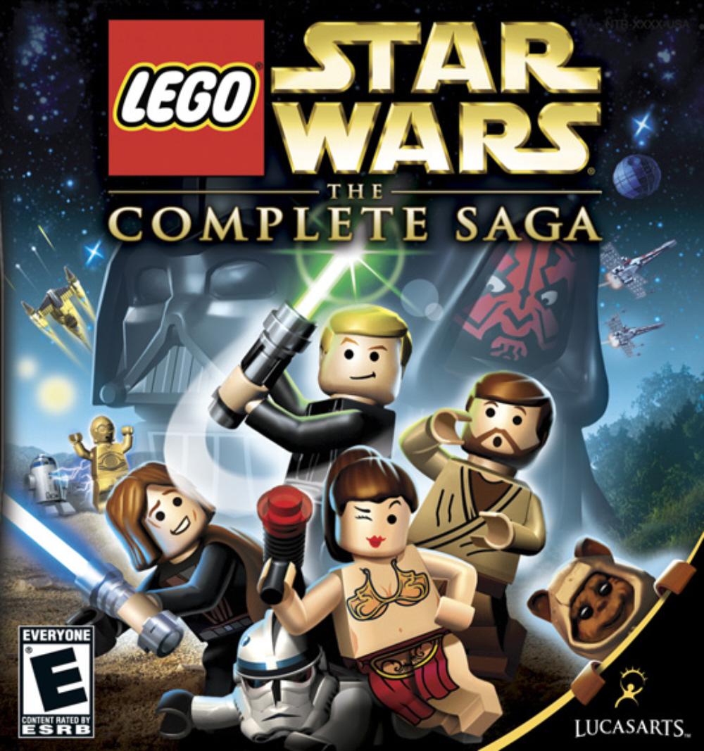 lego star wars the complete saga walkthrough video guide xbox 360 rh videogamesblogger com Star Wars PlayStation 2 Games Star Wars 2 Games