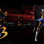 Marvel vs Capcom 3 Chun-Li wallpaper
