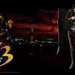 Marvel vs Capcom 3 Trish wallpaper