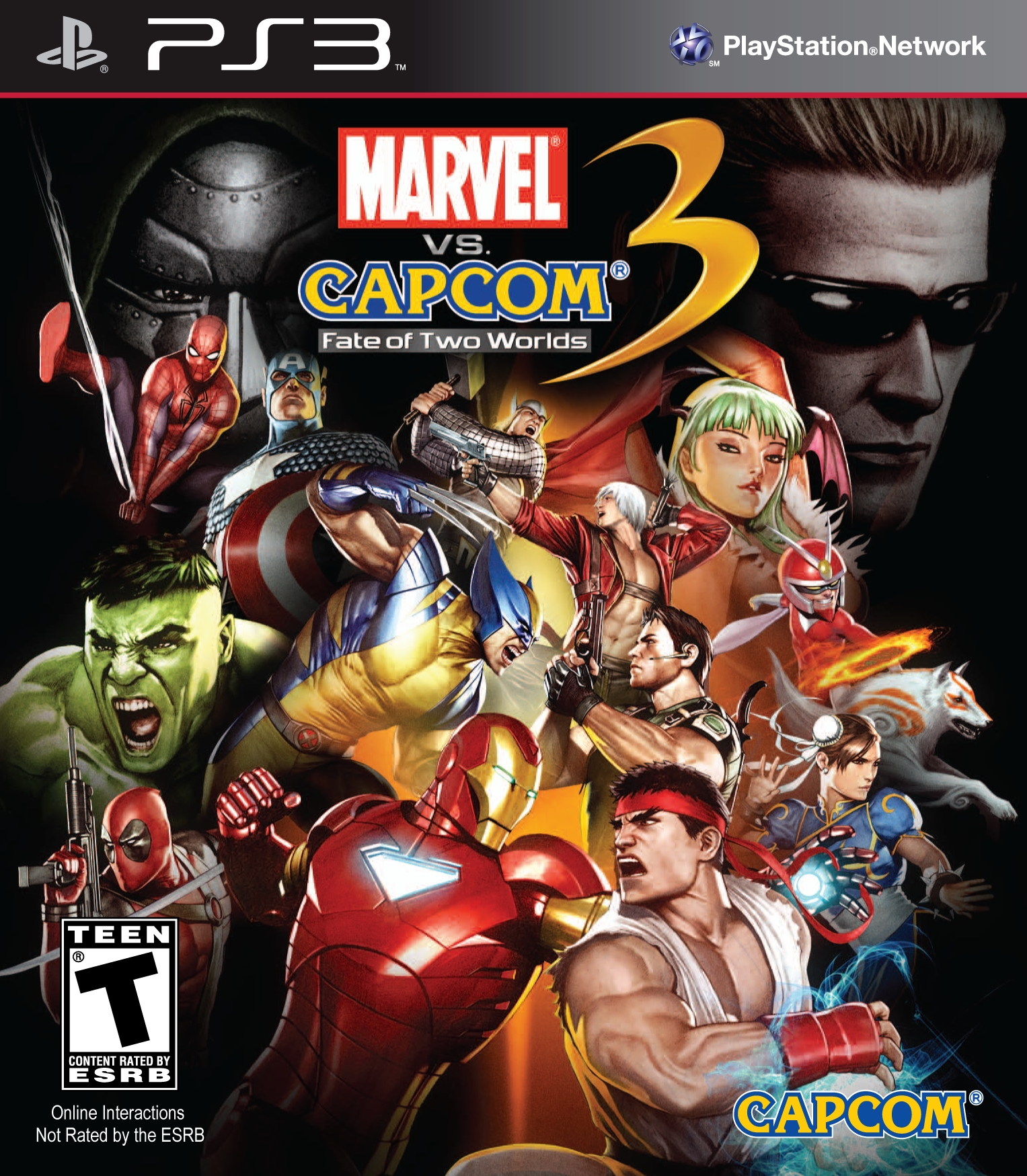 marvel vs capcom 3 walkthrough video guide xbox 360 ps3 rh videogamesblogger com Skyrim Dawnguard Walkthrough Exorcist 2 Walkthrough Guide