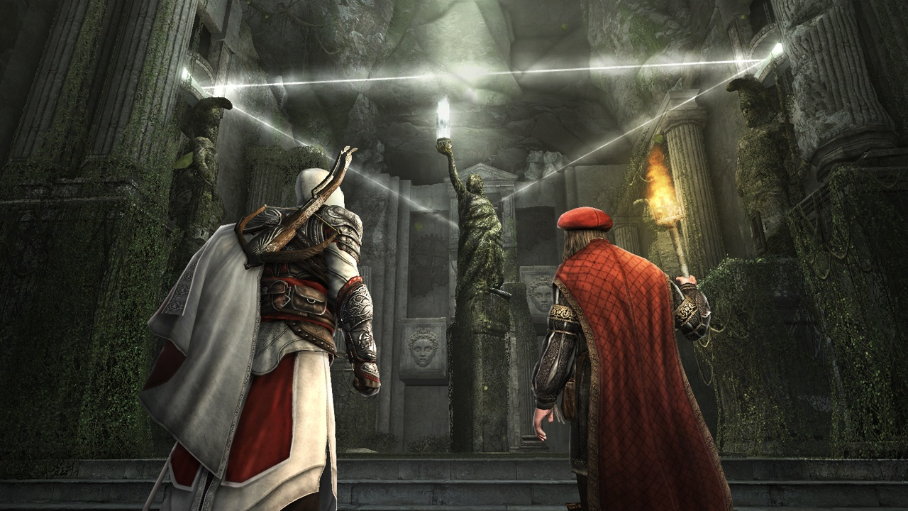 assassin creed brotherhood da vinci disappearance dlc