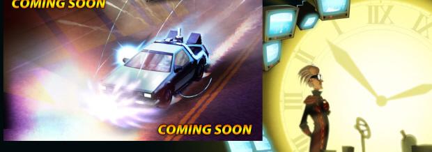 Back to the Future The Game Episode 3 walkthrough artwork