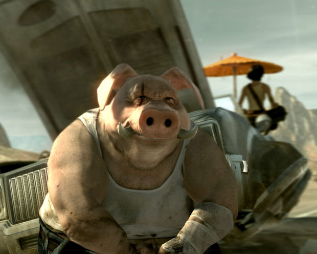 Beyond Good & Evil 2 CGI