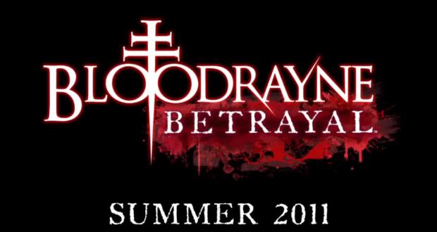 BloodRayne: Betrayal official logo (XBLA, PSN)